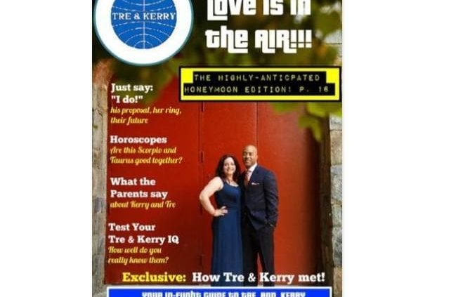 make a wedding magazine customer review tre and kerry magazine