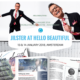 jilster at hello beautiful bridal event with randy fenoli january 2018