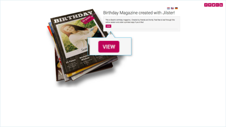 Jilster Guide and FAQ 1.9.5 Share online magazine