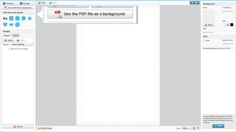 Jilster Guide and FAQ 3.3.1 Using PDF files