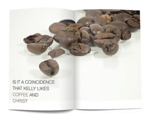how to create personalised adverts make your own magazine 1 coffee example featured image