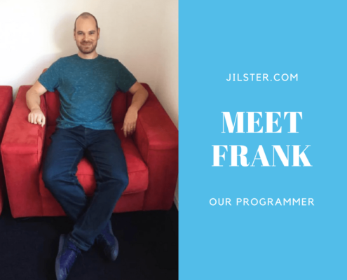 meet frank our programmer jilster make your own magazine