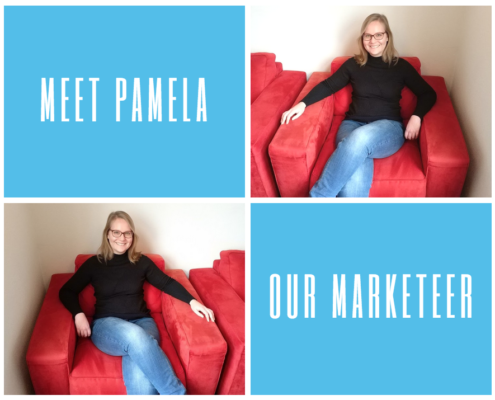 meet pamela marketing jilster