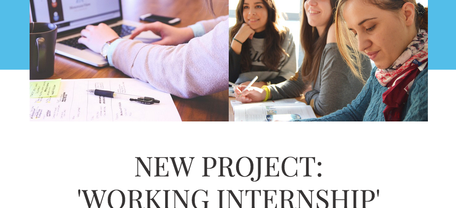 new project working internships school magazine jilster